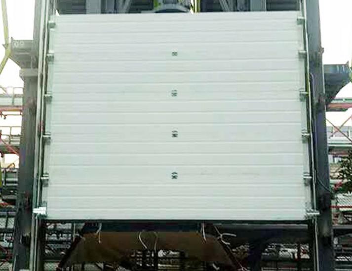 彩钢板提升门
