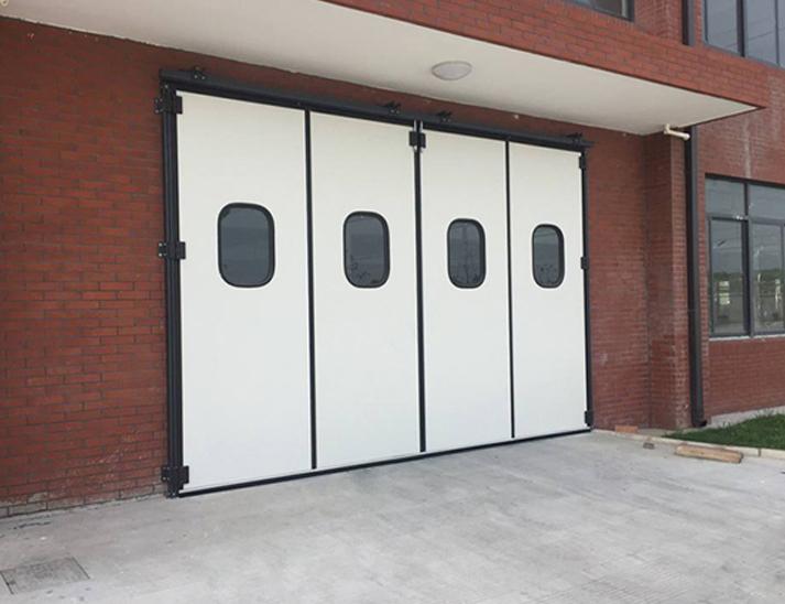 车库工业折叠门