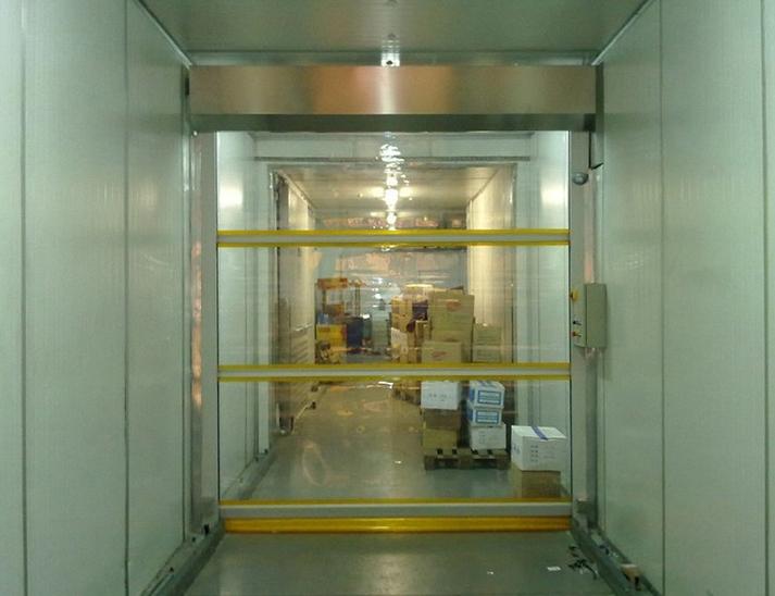 深圳pvc卷帘门