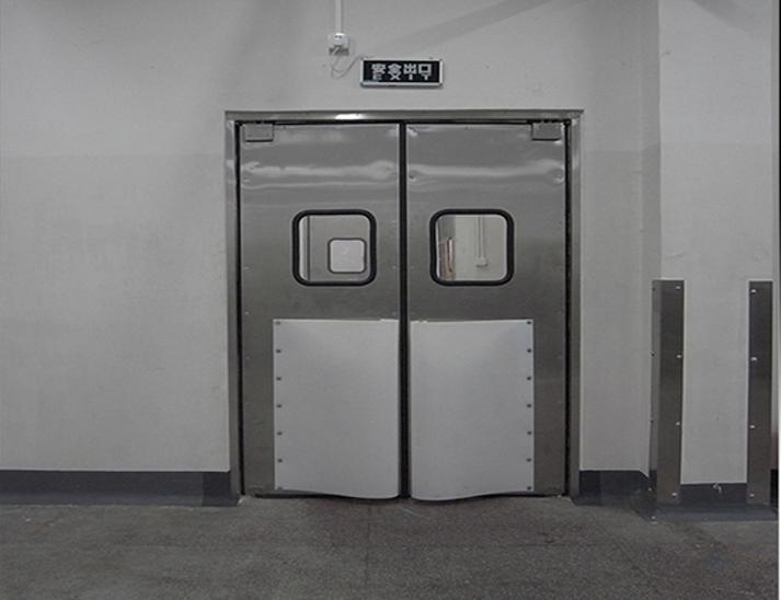 深圳不锈钢自由门