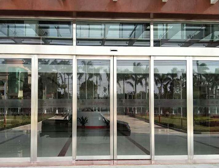 上海玻璃自动门