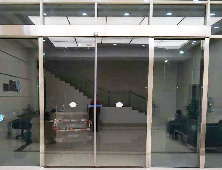 上海玻璃感应门