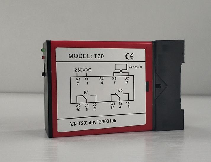 快速门T20地磁感应器